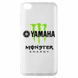 Чехол для Xiaomi Redmi Go Yamaha Monster Energy