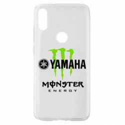 Чехол для Xiaomi Mi Play Yamaha Monster Energy