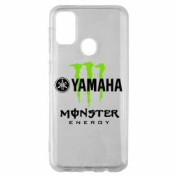 Чехол для Samsung M30s Yamaha Monster Energy