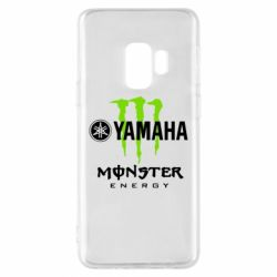 Чехол для Samsung S9 Yamaha Monster Energy