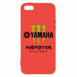 Чехол для iPhone5/5S/SE Yamaha Monster Energy