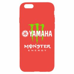 Чехол для iPhone 6/6S Yamaha Monster Energy