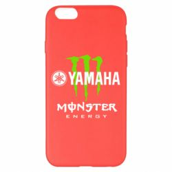 Чехол для iPhone 6 Plus/6S Plus Yamaha Monster Energy