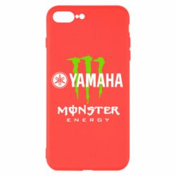 Чехол для iPhone 7 Plus Yamaha Monster Energy