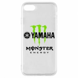 Чехол для iPhone 8 Yamaha Monster Energy