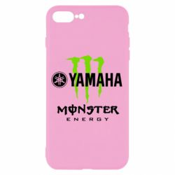 Чехол для iPhone 8 Plus Yamaha Monster Energy