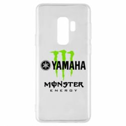 Чехол для Samsung S9+ Yamaha Monster Energy