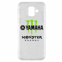 Чехол для Samsung A6 2018 Yamaha Monster Energy