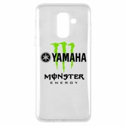 Чехол для Samsung A6+ 2018 Yamaha Monster Energy