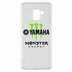 Чехол для Samsung A8+ 2018 Yamaha Monster Energy