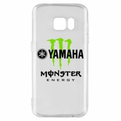 Чехол для Samsung S7 Yamaha Monster Energy