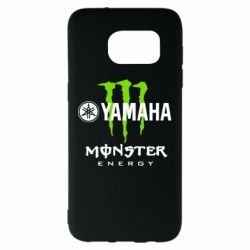 Чехол для Samsung S7 EDGE Yamaha Monster Energy