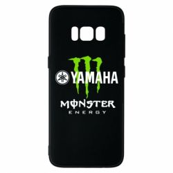 Чехол для Samsung S8 Yamaha Monster Energy