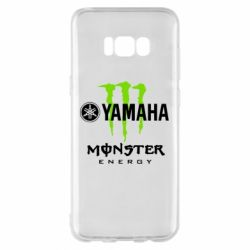 Чехол для Samsung S8+ Yamaha Monster Energy