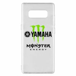 Чехол для Samsung Note 8 Yamaha Monster Energy
