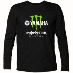 Футболка с длинным рукавом Yamaha Monster Energy
