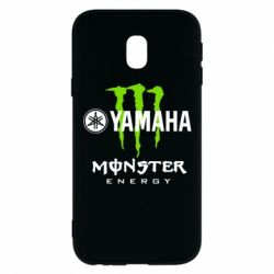 Чехол для Samsung J3 2017 Yamaha Monster Energy