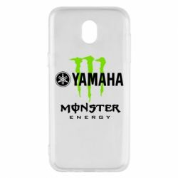 Чехол для Samsung J5 2017 Yamaha Monster Energy