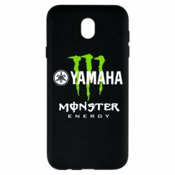 Чехол для Samsung J7 2017 Yamaha Monster Energy