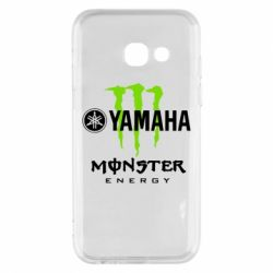 Чехол для Samsung A3 2017 Yamaha Monster Energy