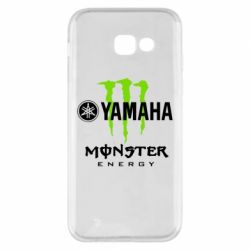 Чехол для Samsung A5 2017 Yamaha Monster Energy