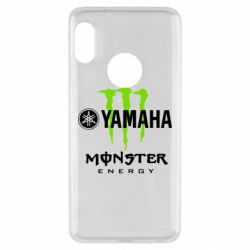 Чехол для Xiaomi Redmi Note 5 Yamaha Monster Energy