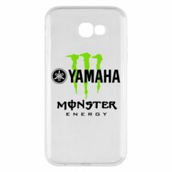 Чехол для Samsung A7 2017 Yamaha Monster Energy