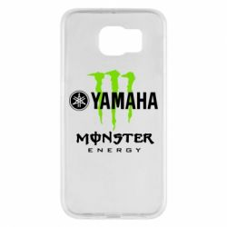 Чехол для Samsung S6 Yamaha Monster Energy