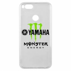 Чехол для Xiaomi Mi A1 Yamaha Monster Energy