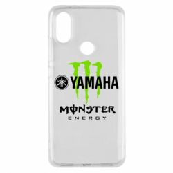 Чехол для Xiaomi Mi A2 Yamaha Monster Energy