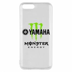 Чехол для Xiaomi Mi6 Yamaha Monster Energy