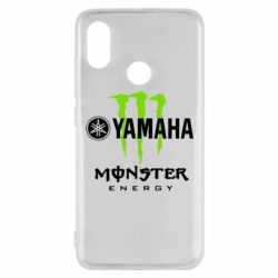 Чехол для Xiaomi Mi8 Yamaha Monster Energy
