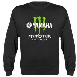 Реглан (свитшот) Yamaha Monster Energy - FatLine