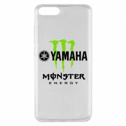 Чехол для Xiaomi Mi Note 3 Yamaha Monster Energy