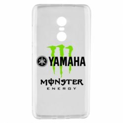 Чехол для Xiaomi Redmi Note 4 Yamaha Monster Energy