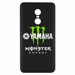 Чехол для Xiaomi Redmi Note 4x Yamaha Monster Energy