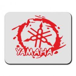 Коврик для мыши Yamaha Moto