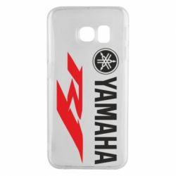 Чехол для Samsung S6 EDGE Yamaha R1