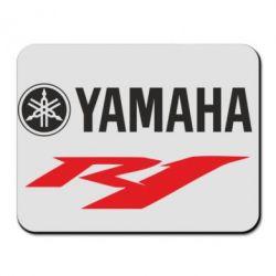 Коврик для мыши Yamaha R1 - FatLine