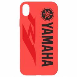 Чехол для iPhone XR Yamaha R1