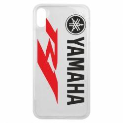 Чехол для iPhone Xs Max Yamaha R1