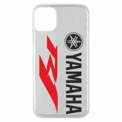 Чехол для iPhone 11 Pro Yamaha R1