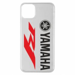 Чехол для iPhone 11 Pro Max Yamaha R1