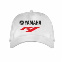 Детская кепка Yamaha R1 - FatLine