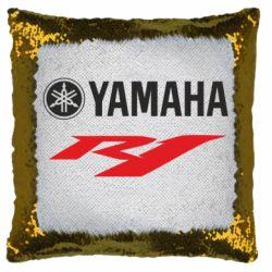 Подушка-хамелеон Yamaha R1
