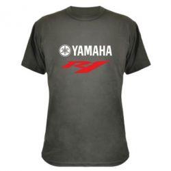 Камуфляжная футболка Yamaha R1