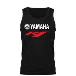 Мужская майка Yamaha R1 - FatLine