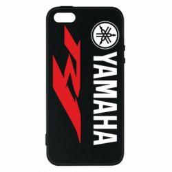 Чехол для iPhone5/5S/SE Yamaha R1
