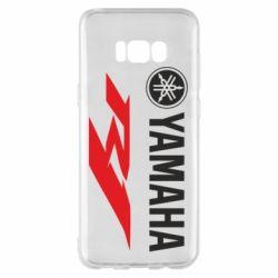 Чехол для Samsung S8+ Yamaha R1