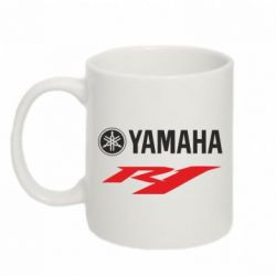 Кружка 320ml Yamaha R1 - FatLine